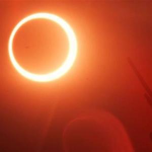 夏至と金環日食に感じた95%の世界
