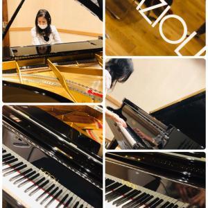 初めましてのピアノ FAZIOLI