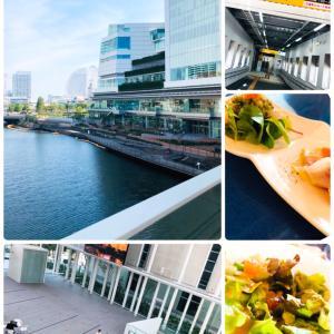 新しい横浜市役所(*⁰▿⁰*)