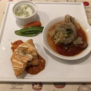 久しぶりに行ったけど、やっぱ満足度高かったよ~「フランス洋食堂 ビストロ・ヴォナ村」