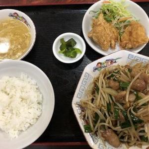このボリュームと価格で嬉しいランチタイム~「中国料理 福香園」