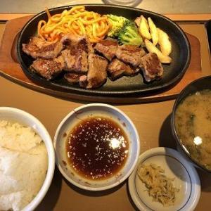 すでにプレオープンされてます「ラジャ福山三吉店」&カットステーキがお得だよ~「やよい軒」