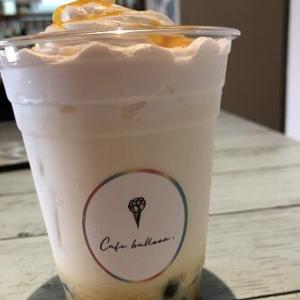 次回はもう少し「映え」る写真を撮りま~す!「Cafe balloon(カフェ バルーン)」