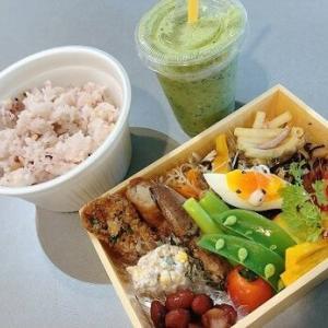 7月27日オープン!たっぷり新鮮野菜弁当&10種類の野菜スムージーで野菜パワー頂きます!「かみてつ青果店」!