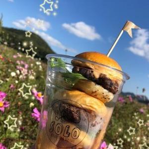 10月25日オープン!インスタ映えハンバーガーのキッチンカー出現「SOLO Burgerstand&cafe」