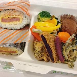 またお弁当販売始まったよ!まずは沖縄弁当買ってみた~「三之丸テイクアウトモール」