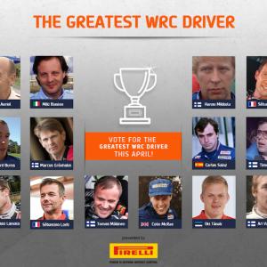 最も偉大なWRCドライバーは誰だ