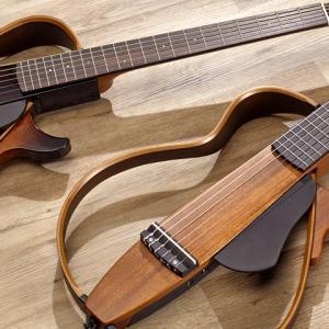 ヤマハサイレントギターを買いました。