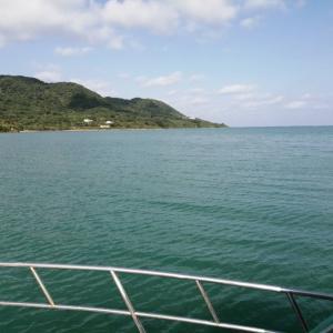 石垣島、自粛後釣りへ〜
