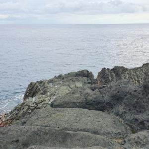 石垣島初ポイントのオカッパリで‼️