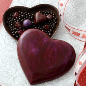 赤いチョコレートの作り方