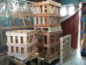 木製パレット&木箱 其のニ