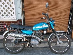 委託販売 HONDA '73 CL90