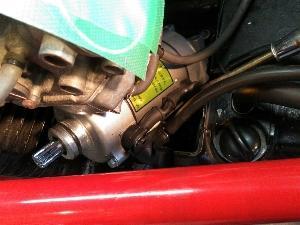 ビモーター配線修理3