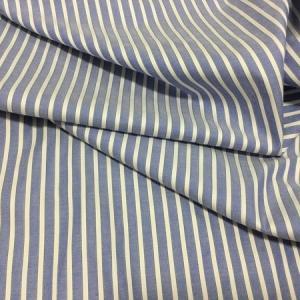 【生地購入記録】ストライプのシャツ生地を購入しました