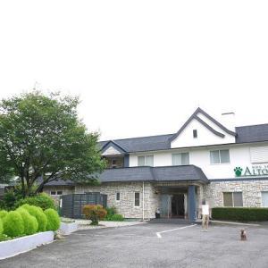 シュートと那須&猪苗代へ♪ <Dog Spa Resort アルトピアーノ 施設編>