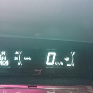 トヨタプリウスのガソリンメーターの残量とOBD2 の残量の違い