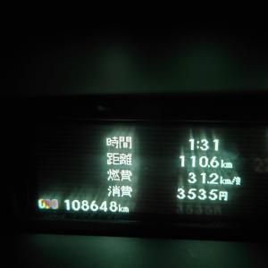 プリウス30の高速道路での燃費   リッター31.2km/L??