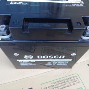 BOSCH Water Craft BWC-T16Lバッテリー 3年目