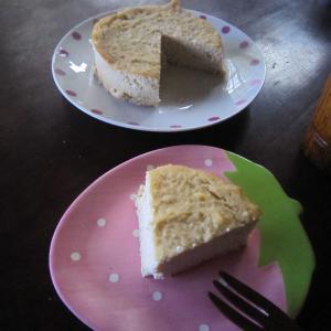 豆腐のチーズケーキ♪