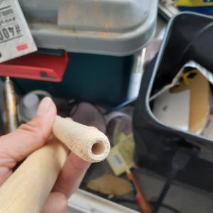 菜'sウキの自作方法、作り方編