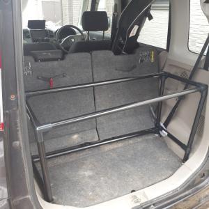 車内の棚を超簡単DIY