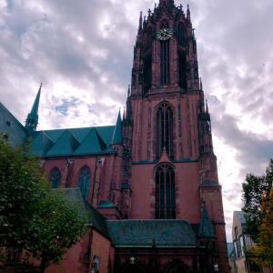 ドイツ旅行記3日目その4 マインツにおける呪術解除ではずしたのは「虫の術」