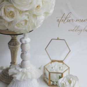 wedding のお手伝い