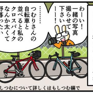 [4コマ]ロードバイクノート8・TADAの……?