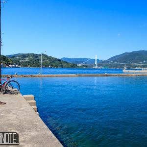 [写真]とびしま海道で安芸灘大橋20周年記念スタンプラリー 下蒲刈~上蒲刈