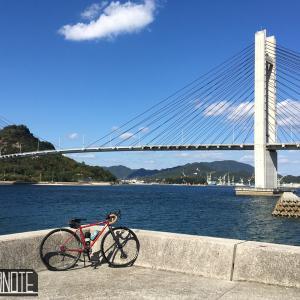 [写真]サイクルロゲイニング1日目・久しぶりのゆめしま海道!