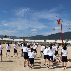 学校守衛物語ー73  《楽しい体育祭》