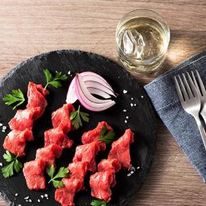 【熊本県 菊陽町】秋の夜長のお供に^^お酒と上質なお肉が嬉しい、オトナな晩酌セットはいかが?
