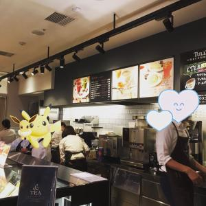 タリーズコーヒー&TEA 京都タカシマヤ店