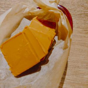 PRONTO 塩キャラメルチーズとアンガス牛