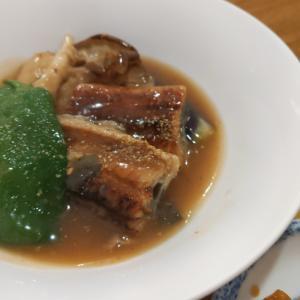 中野 中華出汁が抜群に旨い鰻料理