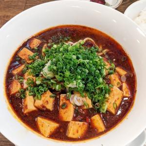 新宿 太麺が美味しいマーボー麺とヤバい癖