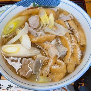 中野 透明お汁の肉きざみ蕎麦