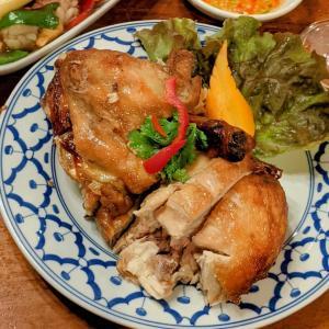 新宿 老舗タイ料理を楽しむ 明日からは。。