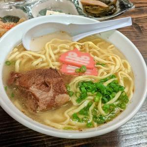 神田回想 沖縄料理 異常なそば三昧
