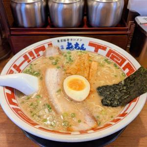 池袋朝ラー 懐かしの歌舞伎町の味屯ちん