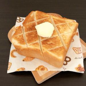 モーニング♡厚切りバタートースト!