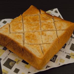 モーニング♡大好きな厚切りトースト!