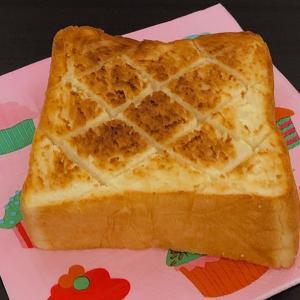 モーニング♡ 至福、厚切りトースト!