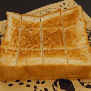 モーニング♡本日はトーストで、乃が美!