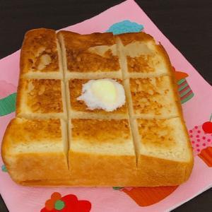 モーニング♡やっぱり間違いないトースト!