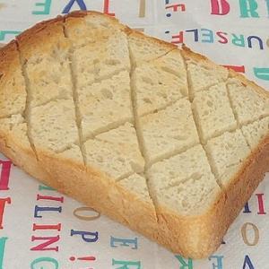ランチ♡もちもちトースト