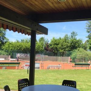 テニスシーズン エンディング