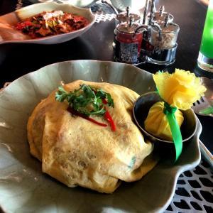 充実した1日とWhite Elephant Thai Restaurant