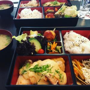 寿司三昧じゃなくて和食三昧@Kokoro